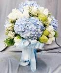 ช่อดอกไม้พาสเทล - รับจัดดอกไม้ พวงหรีด ปัทมาภรณ์ ฟลอรีส