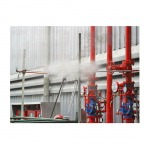 ไฮเซฟซิสเท็มส์โปรดักส์ ติดตั้งระบบดับเพลิง