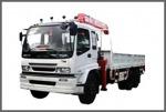 รถบรรทุกติดเครน - เครนขนส่ง ทวีวัฒนา