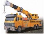 ให้เช่ารถเครน - crane transpport