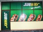 Saubway Shop Sticker - บริษัท ภูเก็ต ดิจิตอล อิงค์เจ็ต จำกัด