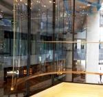 ผนังลิฟท์ พลาสติกดัดโค้ง หนา 10 มม. - บริษัท กู๊ด ดีไซน์ อินเตอร์โมเดอร์น จำกัด