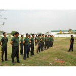 อบรม รปภ - Security A.B.S. Interguard Group Co.,Ltd