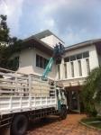 งานติดตั้งรางน้ำฝน - บริษัท ปล่องควัน-ดีดี เวิร์ค กรุ๊ป จำกัด