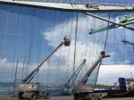 ผ้าใบคลุมเรือ ศรีราชา - บริษัท ศรีราชารวมใจการช่าง จำกัด