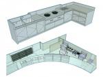 งานออกแบบ และ Design ห้องครัวสเตนเลส - บริษัท เอสเค เครื่องครัว สเตนเลส จำกัด
