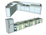 งานออกแบบ และ Design ห้องครัวสแตนเลส - บริษัท เอสเค เครื่องครัว สเตนเลส จำกัด