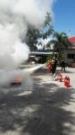 สาธิตการใช้เครื่องดับเพลิงภูเก็ต - ร้าน  ถังดับเพลิง ภูเก็ต  เอ็ม.พี. เคมีคอล