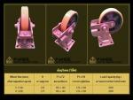 ผลิตลูกล้อโช๊ค - P Wheel Products Co Ltd