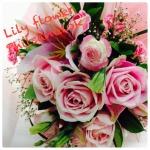 ดอกไม้วันรับปริญญา พิษณุโลก - ร้าน ลิลลี่ ฟลาวเวอร์