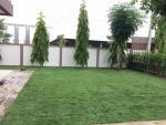 รับเหมาปูหญ้า ปทุมธานี - รับปูหญ้า จัดสวน รังสิต ปทุมธานี