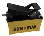 Air Hydraulic Foot Pump SPA-6 - บริษัท ซัน ไฮดรอลิค (ประเทศไทย) จำกัด