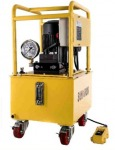 Hydraulic Electric Pump SPE-2 - บริษัท ซัน ไฮดรอลิค (ประเทศไทย) จำกัด