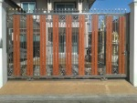 รับทำประตูรั้วตามแบบ - ประดิษฐ์การช่าง (ประตูสแตนเลส งานสแตนเลสทุกชนิดย่านลาดพร้าว)