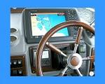 ระบบนำทางเรือท่องเที่ยว ภูเก็ต - ภูเก็ตมารีน วิทยุสื่อสาร