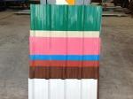 12 ลอนตะเข็บคู่  สีต่าง ๆ - Itech Steel LP