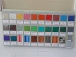 6 ตัวอย่างสีเมทัลชีท - ห้างหุ้นส่วนจำกัด ไอเทค สตีล