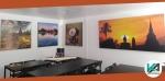 งานพิมพ์ wall paper - ร้านป้ายโฆษณา ภูเก็ต คิงอาร์ต แอดเวอร์ไทซิ่ง