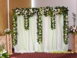 ซุ้มแต่งงาน - ร้านดอกไม้คุณอี๊ด