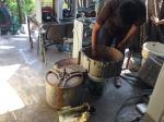 งานบริการถอดล้างเครื่องซักผ้าฝาหน้า_2 - เซียเซอร์วิสกรุ๊ป ศูนย์ซ่อมเครื่องใช้ไฟฟ้า