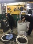 งานบริการถอดล้างเครื่องซักผ้าฝาบน_1 - เซียเซอร์วิสกรุ๊ป ศูนย์ซ่อมเครื่องใช้ไฟฟ้า