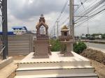 รับสร้างศาลพระภูมิ สมุทรสาคร - Mahachai Granite