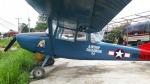 เครื่องบินเล็ก 2ที่นั่ง ชลบุรี - แตงมารีนส์ ระยอง