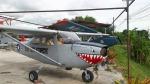 เครื่องบินเล็ก 2ที่นั่ง ระยอง - แตงมารีนส์ ระยอง