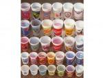 แก้วพลาสติกพิมพ์โลโก้ - รับผลิตบรรจุภัณฑ์อาหาร  U Pack Green Vision