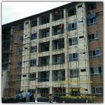 อาคารประทวน โรงเรียนนายเรืออากาศ (มวกเหล็ก) จ.สระบุรี - บริษัท เอส เค อลูมินั่ม กลาส จำกัด