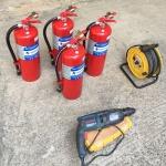 อัดบรรจุน้ำยาเครื่องดับเพลิง ภูเก็ต - ดับเพลิง ภูเก็ต สามกองเซฟตี้
