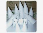 ถ้วยดื่มน้ำอนามัย แบบซองกระดาษ - โรงงานผลิตกรวยกระดาษสำหรับดื่มน้ำ วังสุภา