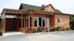 บ้าน 100 ตารางเมตร - บริษัท แทคัง จำกัด