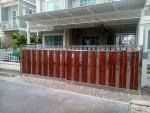 ประตูรั้วบานเลื่อน - Somnuk Karnchang Shop