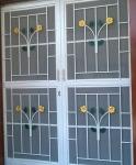งานเหล็กดัดหน้าต่าง ชัยภูมิ - มิงค์กระจกอลูมินั่ม