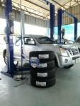 ขายยาง OTANI ลำปาง - พัฒนายางยนต์ - ป่าขาม