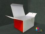 กล่องลอนลูกฟูกรีดประกบ - ห้างหุ้นส่วนจำกัด พลอยการพิมพ์