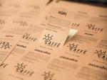สติ๊กเกอร์กระดาษคราฟท์ - ห้างหุ้นส่วนจำกัด พลอยการพิมพ์