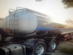 แทงค์โลหะติดรถบรรทุก ชลบุรี - อู่ถังโตการช่าง