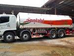 แทงค์น้ำมันติดรถบรรทุก ชลบุรี - อู่ถังโตการช่าง