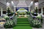 รับจัดดอกไม้ประดับงานศพ จันทบุรี - ร้านดอกไม้ - จันทบุรี