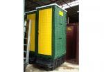 สุขาเคลื่อนที่ - Safe Mobile Toilet Jit Fiber Tech