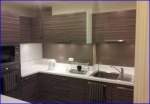 Loft Style Kitchen - Built-In Kitchen