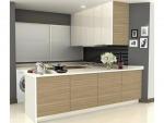ตกแต่งห้องครัวด้วยวัสดุคุณภาพดี - Built-In Kitchen