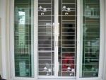 ติดตั้งงานประตู คลอง1 - เพชรประตูสแตนเลส อัลลอย รังสิต
