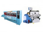 เครื่องจักรเกี่ยวกับกระดาษลูกฟูก - เครื่องจักรสิ่งพิมพ์และบรรจุภัณฑ์ - สยามไดคัท