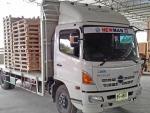 ผลิตพาเลทไม้ พานทองชลบุรี - Siam Packing Center Co Ltd