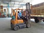 โรงงานผลิตพาเลทไม้ พานทองชลบุรี - Siam Packing Center Co Ltd