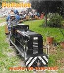 ผลิตรถไฟเล็กสวนสนุก - รับสร้างรถไฟเล็ก