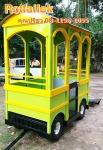 จำหน่ายรถรางขนาดเล็ก (Mini tram) ราคาโรงงาน - Rotfailek